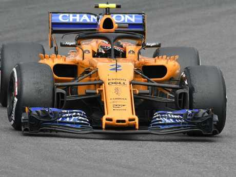 Stoffel Vandoorne could be on the move.