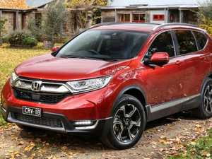 ROAD TEST: Honda CR-V one of the most underrated SUVs