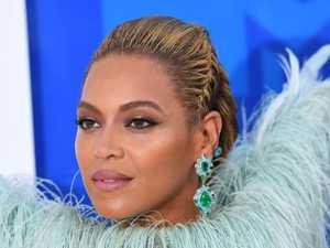 Beyonce shares rare photo of twins