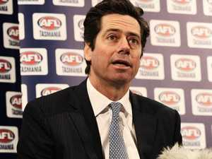 AFL back-pedals on in-season rules trial