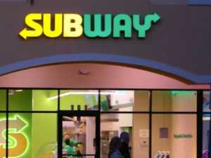 Subway's new menu trial upsets fans