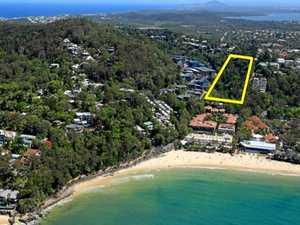 Noosa Hill subdivision in question