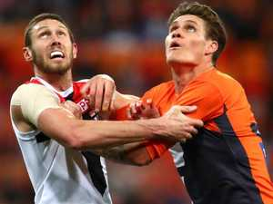 Win gives Giants top-four focus