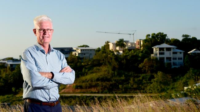 Economist Colin Dwyer says the outlook for jobs is bright in Townsville
