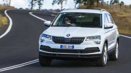 Skoda Karoq: Distinctive styling but no mistaking its VW Group connection