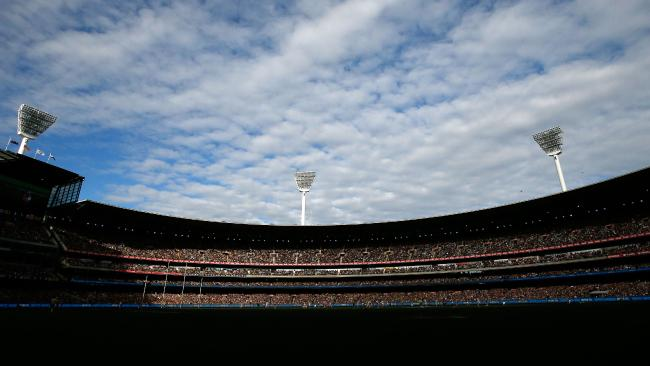 The Aussie rules community will be rocked by news of the death. Picture: Darrian Traynor/AFL Media/Getty Images