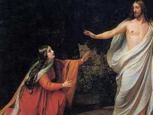 Jesus' women wiped from history