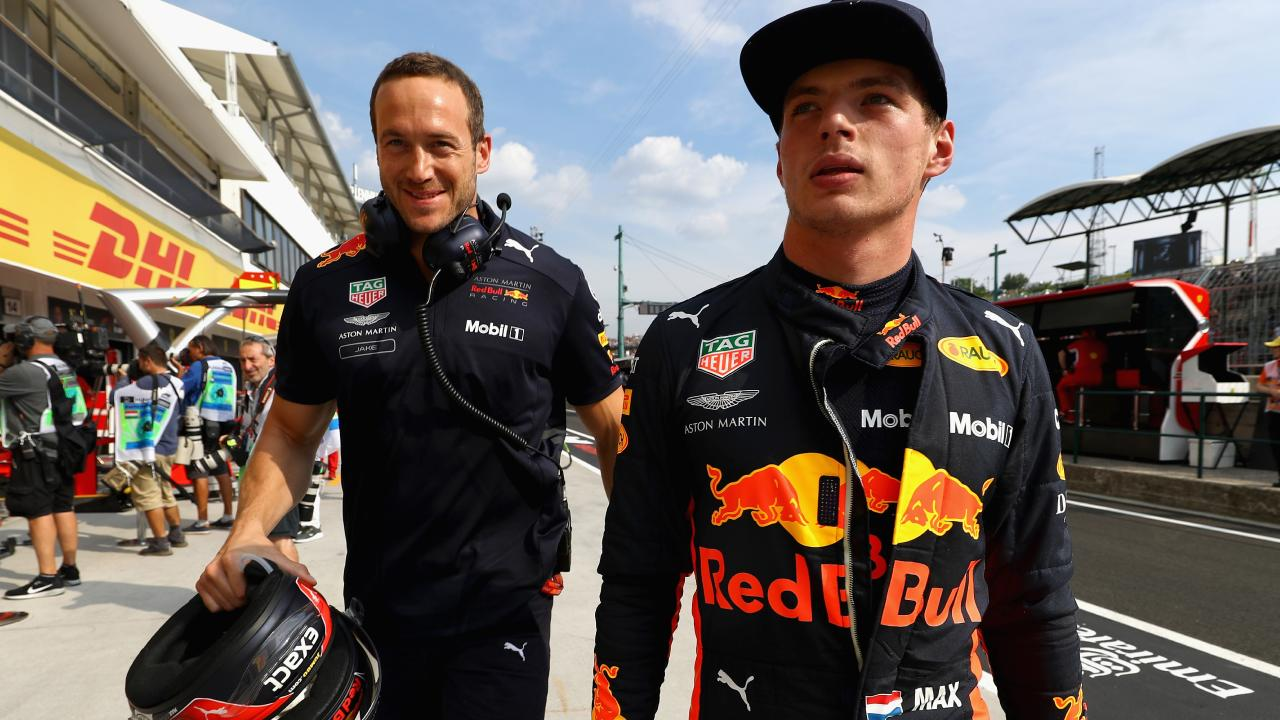 Max Verstappen also was in hot form at the Hungaroring. Picture: Mark Thompson/Getty Images
