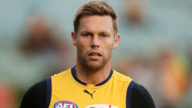 Sam Mitchell is in the sights of Hawthorn coach Alastair Clarkson. Picture: Getty Images
