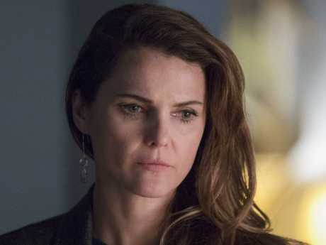 Keri Russell in a scene from The Americans. Picture: AP
