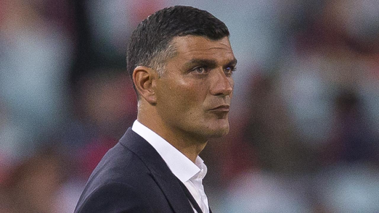 Brisbane Roar coach John Aloisi is prepared for a tough match against Melbourne City in the FFA Cup.