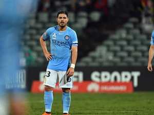 Melbourne City cop six goals in pre-season drubbing