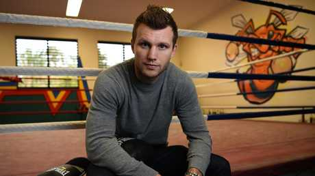Jeff Horn is intent on getting another world title shot. Picture: Dan Peled/AAP
