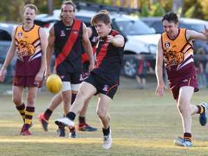 AFL Wide Bay: Hervey Bay Bombers v Maryborough Bears