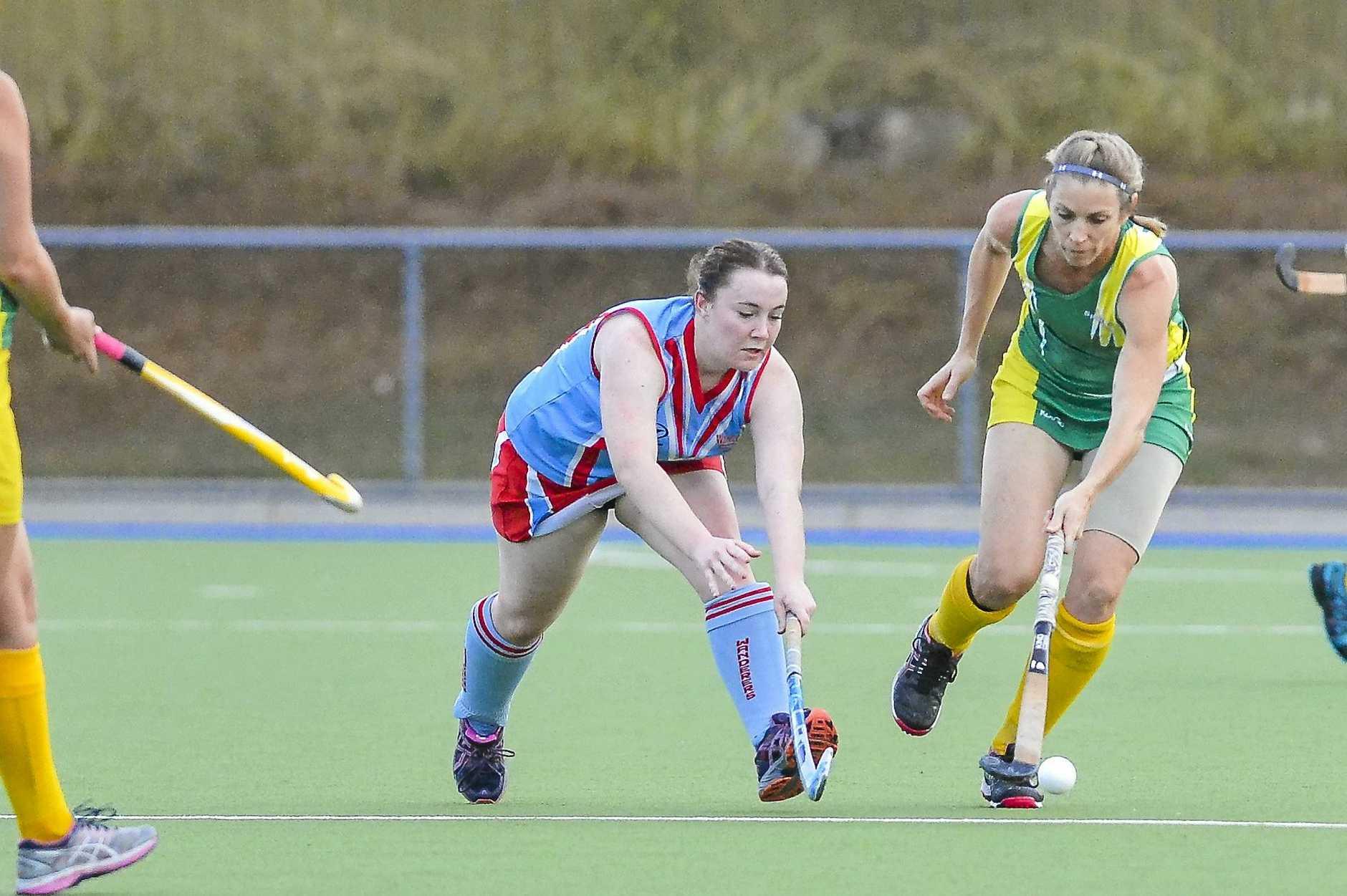 Wanderers' Gemma Koster and Sparks' Tarryn Job
