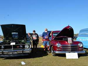 GALLERY: Best mates dig Wings & Wheels