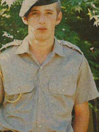 Mass murderer Julian Knight was a former Australian Army cadet.