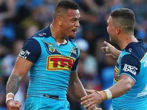 Finals race on as Titans stun Warriors