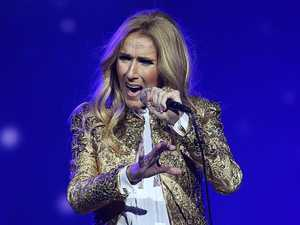 Celine Dion stuns Sydney with iconic Aussie moment