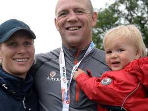 Zara Tindall reveals secret trauma