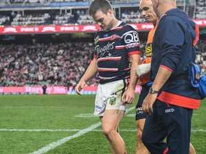Casualty Ward: Roosters sweat on Keary injury