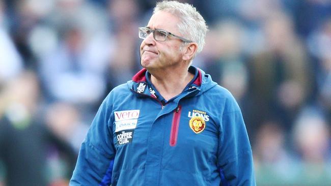 Brisbane coach Chris Fagan.