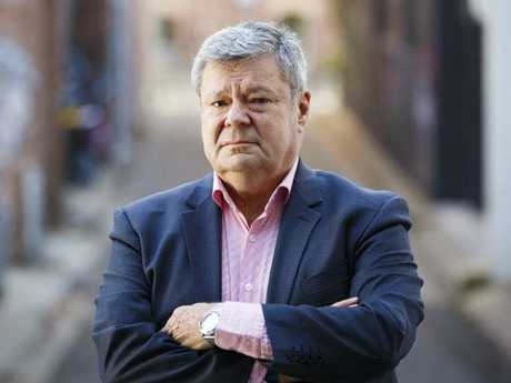 Dr Tim Watson-Munro has revealed fascinating insights into true evil that he has gleaned during his glittering 40-year career as a criminal psychologist. Picture: Tim Pascoe