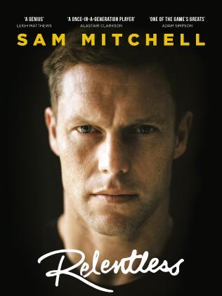 Relentless by Sam Mitchell.