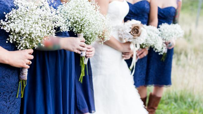 Courtney Duffy was horrified to find out her friend had bumped her from the wedding party. Picture: iStock