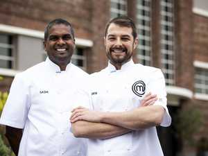 Ben and Sachi through to MasterChef grand final