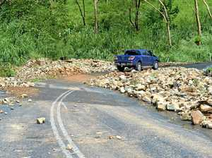 Cyclone ravaged CQ road set to partially reopen in October