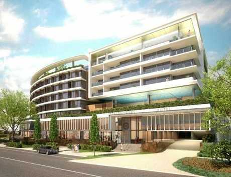 THE Sunshine Coast Council has approved plans to redevelop the Mooloolaba Motel into a modernised, eight-storey accommodation provider.