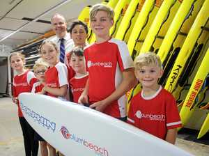 New boards for our nippers