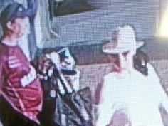 Pair wanted after theft from cancer patient