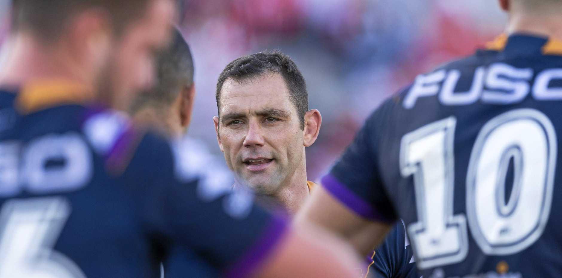 Cameron Smith could face another public showdown with former teammate Cooper Cronk.