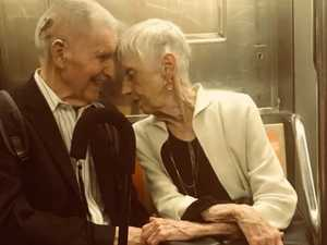 Picture of love: Sweet photo sparks hunt for elderly couple
