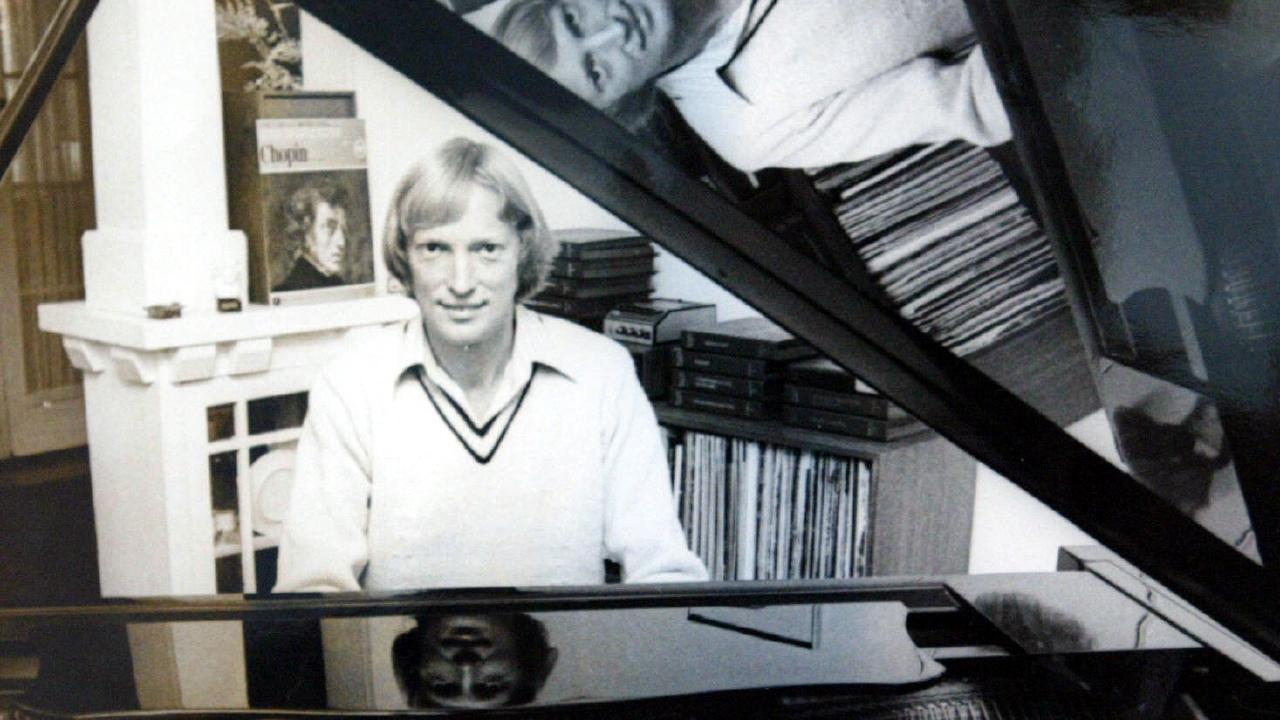 Musician and pianist Gary Featherstone. Picture: Supplied