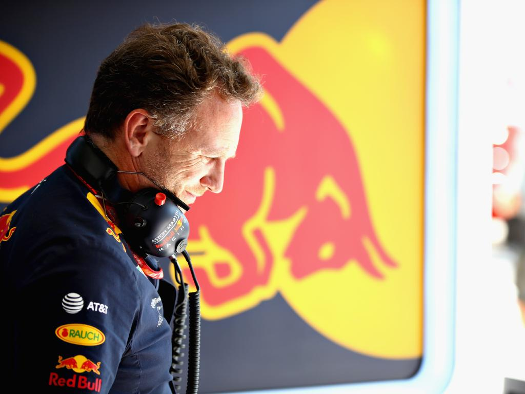 "Team principal Christian Horner has said Red Bull ""doesn't want to wait forever"" for Ricciardo's signature. Picture: Mark Thompson/Getty Images"