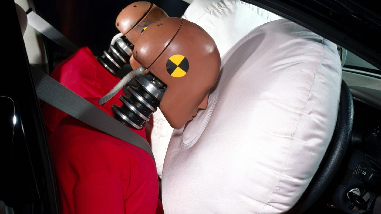 Don't be a crash test dummy. Is your car affected by a potentially deadly Takata airbag? Picture: Supplied.