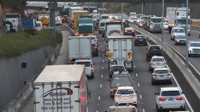 Calls for bold new road user tax as electric vehicle numbers rise. Picture: David Crosling