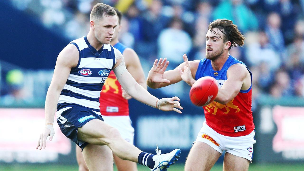 Joel Selwood could move to defence in the latter stages of his career.