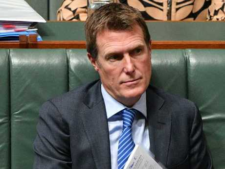 Attorney-General Christian Porter says the merge would allow up to 8000 extra cases to be resolved each year. Picture: AAP Image/Mick Tsikas