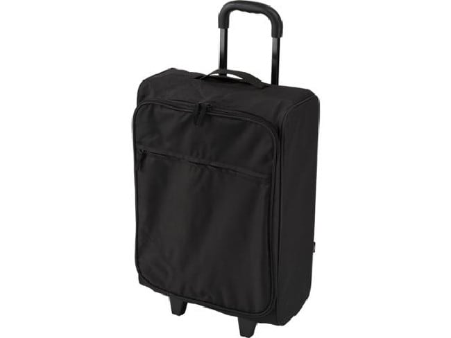 Save your dollars with Ikea's foldable carry-on. Picture: Ikea