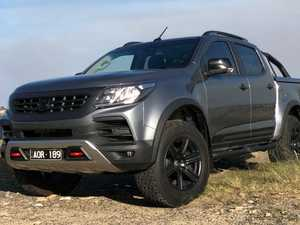 HiLux Rugged X and Colorado SportsCat in $70K ute shootout