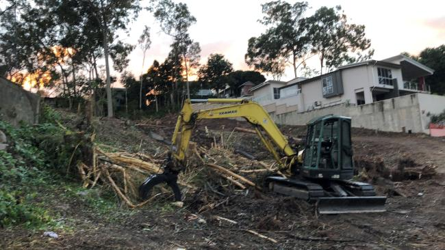 There has been backlash over a Mt Gravatt East townhouse development which the developer is yet to submit a development application to Brisbane City Council for. There has been a community meeting to discuss the impact on residents and wildlife in the area.