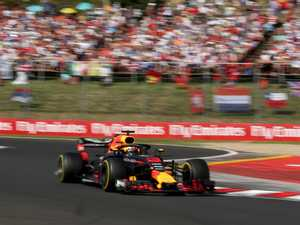 Brilliant Ricciardo just misses podium