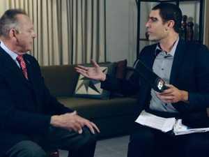 Baron Cohen humiliates with 'paedophile' test