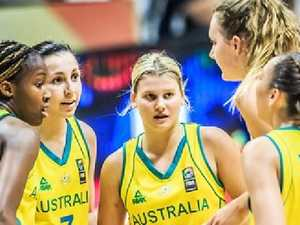 Another Heal starring for Australian basketball
