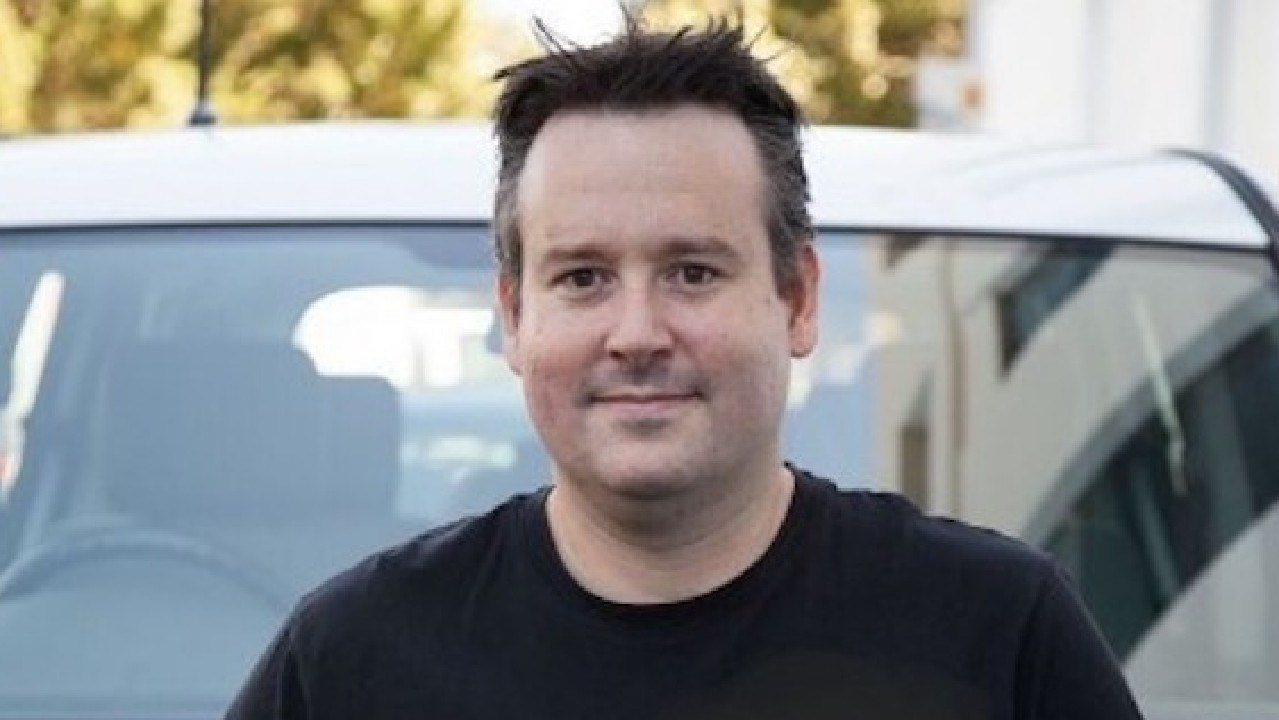 Sydney father of four Dean Taylor is raking in more than $1600 a week via the sharing economy. Picture: Supplied