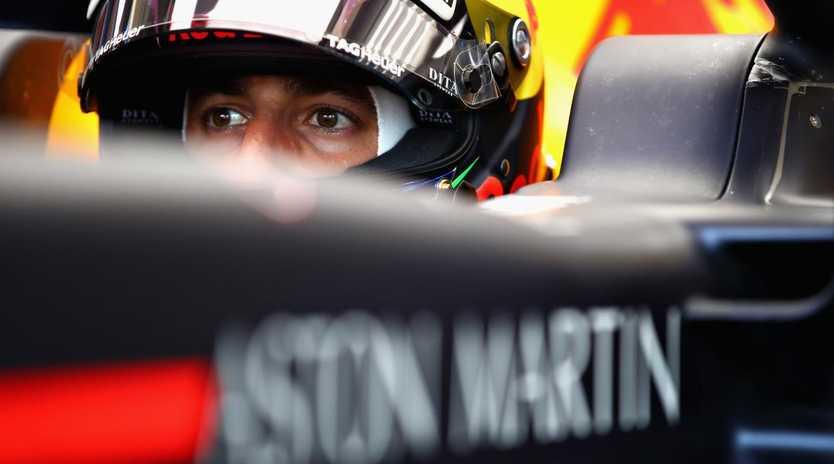 Daniel Ricciardo's contract saga has continued into F1's summer break. Picture: Mark Thompson/Getty Images